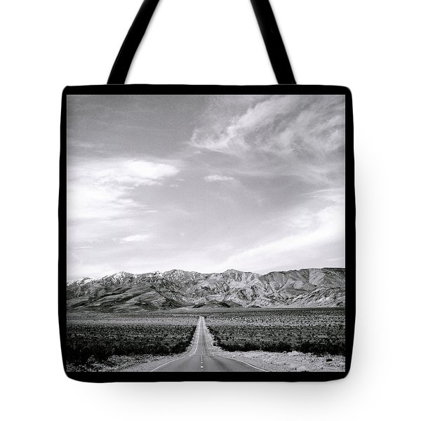 On The Road Tote Bag by Shaun Higson