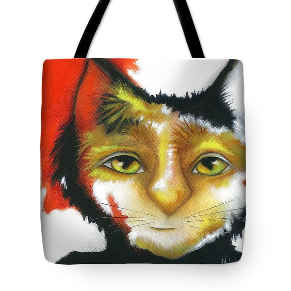 Oppee Tote Bag