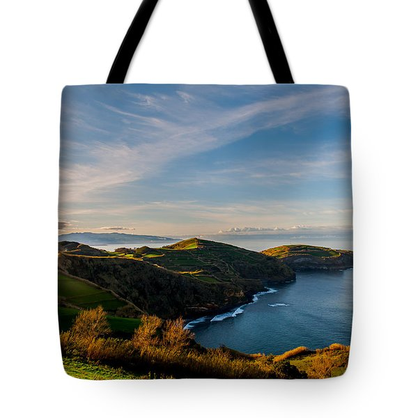Out Bond To The Sea Tote Bag