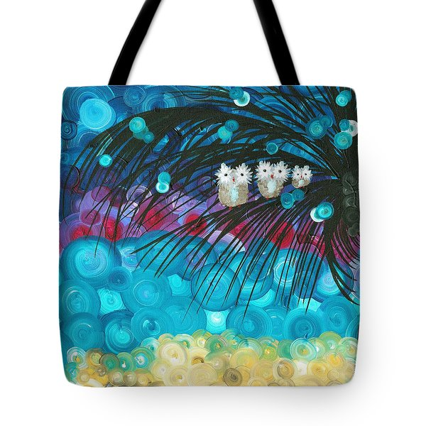 Owl Expressions 07 Tote Bag