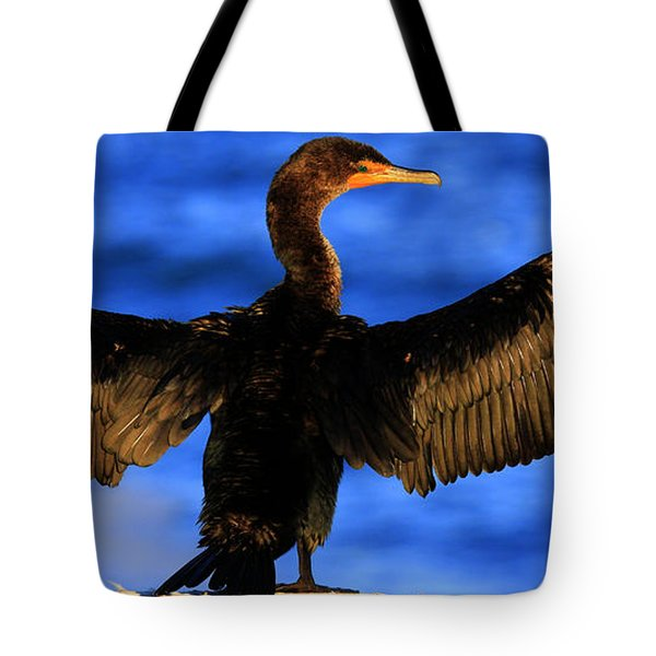 California Blue Tote Bag
