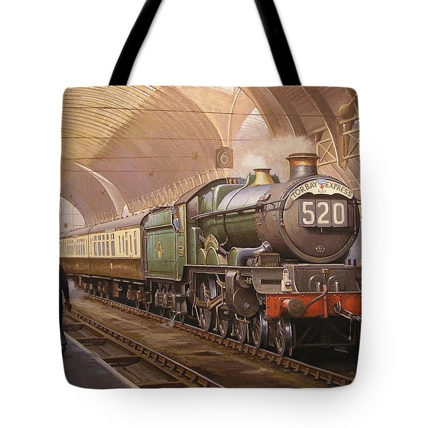 Paddington Arrival. Tote Bag
