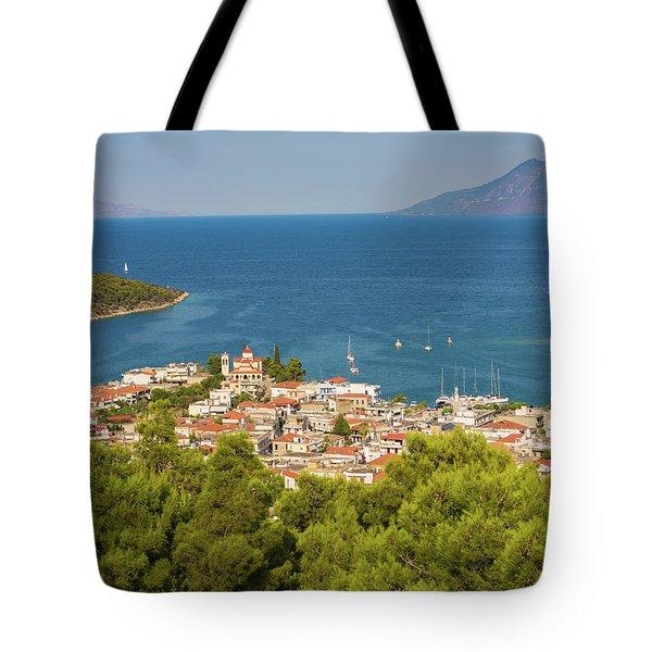 Palaia Epidavros Also Known As Archaia Tote Bag