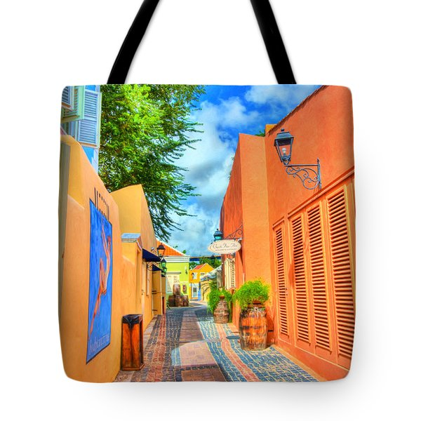 Paradise Colors Tote Bag
