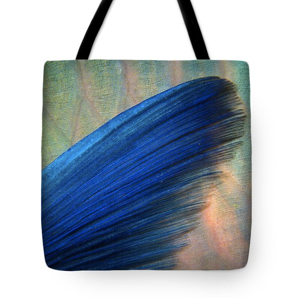 Parrotfish Tote Bag