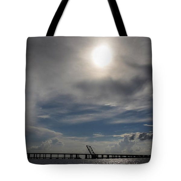 Tote Bag featuring the photograph Pass Manchac by Charlotte Schafer
