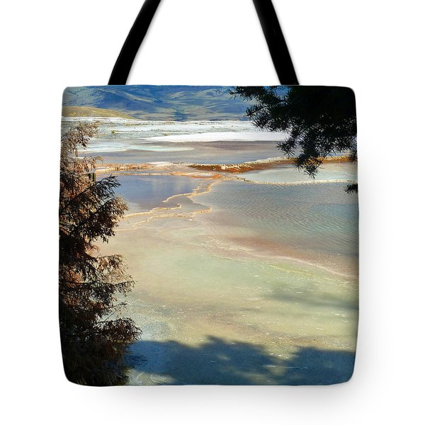 Pastel Tote Bag by Lauren Leigh Hunter Fine Art Photography