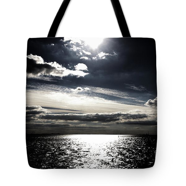Peaceful Evening Tote Bag by Four Hands Art