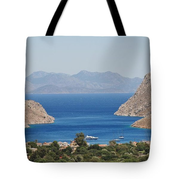 Pedi Bay Symi Tote Bag