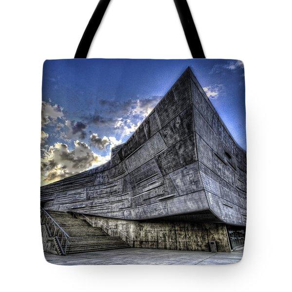 Perot Museum  Tote Bag