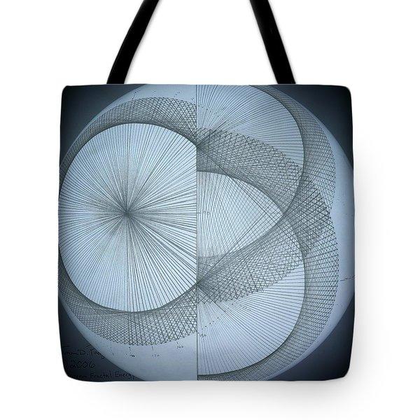 Photon Double Slit Test Tote Bag