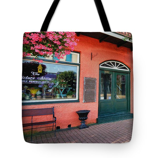 Picture Show Tote Bag by Michael Thomas