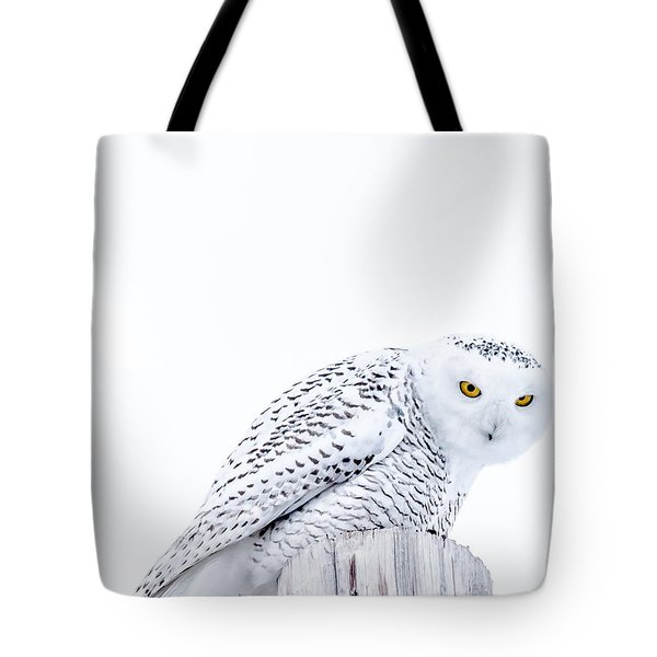 Piercing Eyes Tote Bag