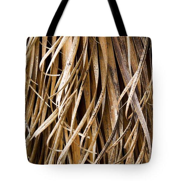Plant Details Tote Bag by Tim Hester