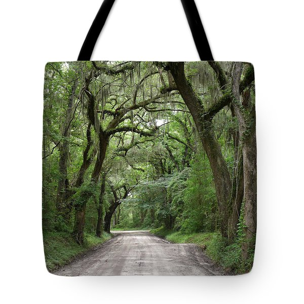 Plantation Road II Tote Bag