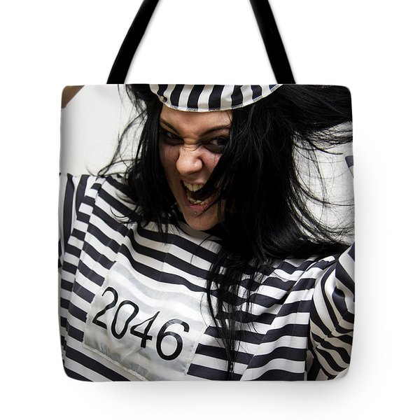 Pleading Insanity Tote Bag