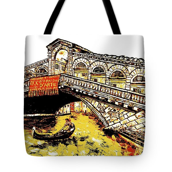An Iconic Bridge Tote Bag