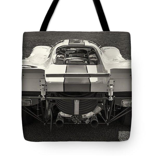 Porsche 917k Tote Bag by Dennis Hedberg