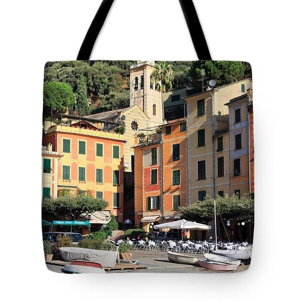 Portofino Tote Bag by Antonio Scarpi