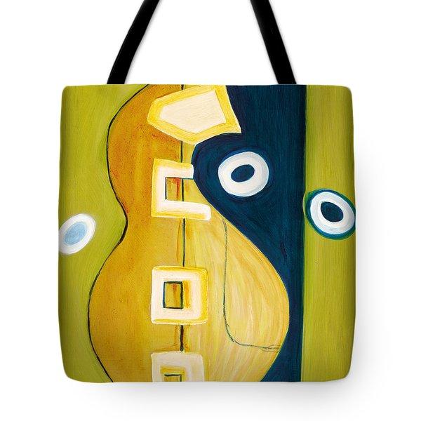 Portrait Of A Humble Man 4 Tote Bag