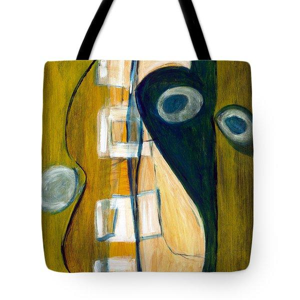 Portrait Of A Humble Man Tote Bag