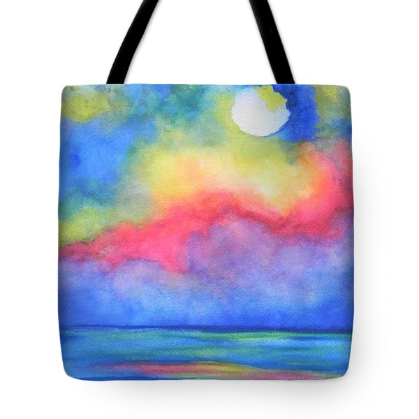 Power Of Nature  Tote Bag by Chrisann Ellis