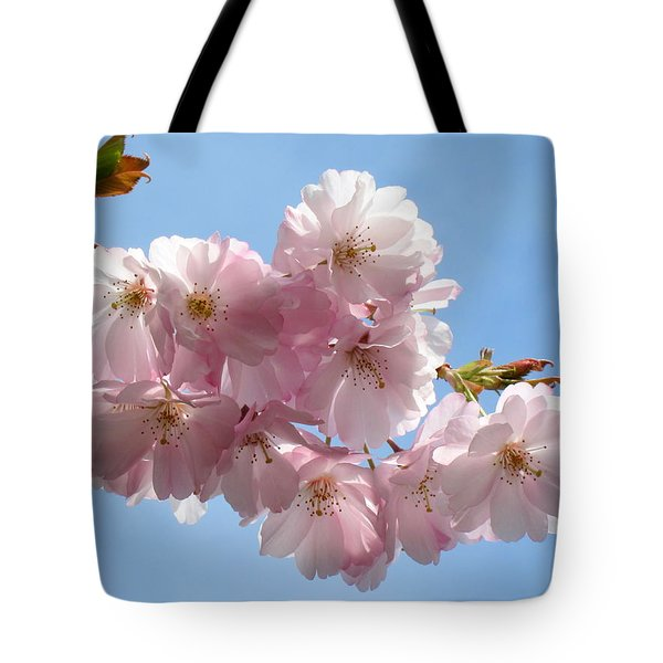 Pretty In Pink Tote Bag by Lena Photo Art