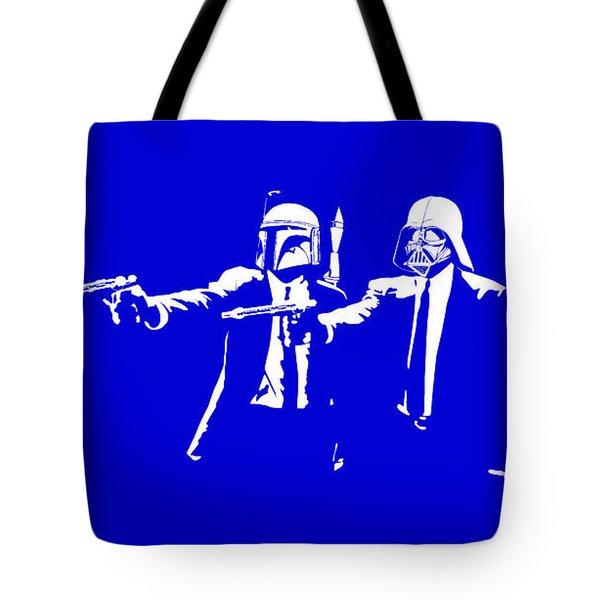 Pulp Wars  Tote Bag