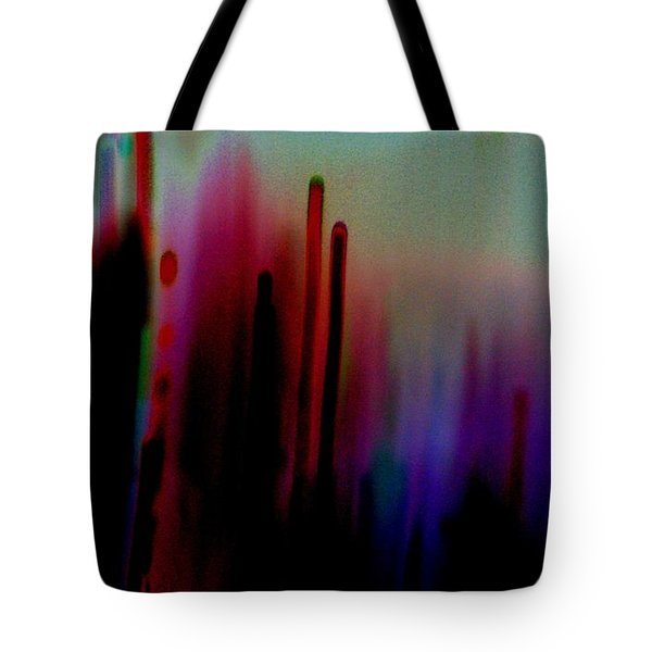 Tote Bag featuring the photograph Pulse by Jacqueline McReynolds