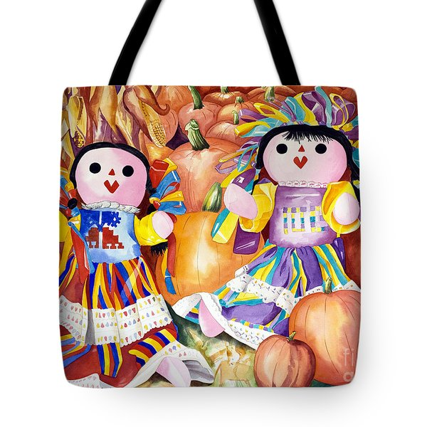 Pumpkin Patch Party Tote Bag