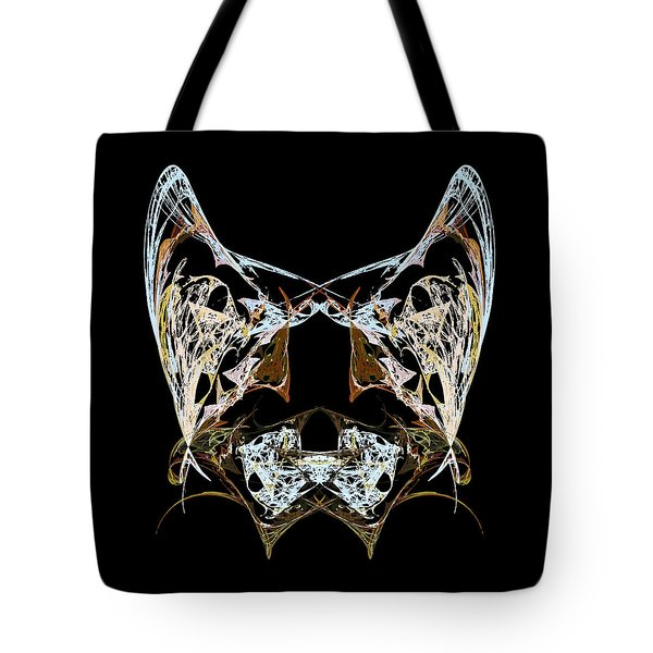 Pussy Cat Pussy Cat Tote Bag by Jane McIlroy