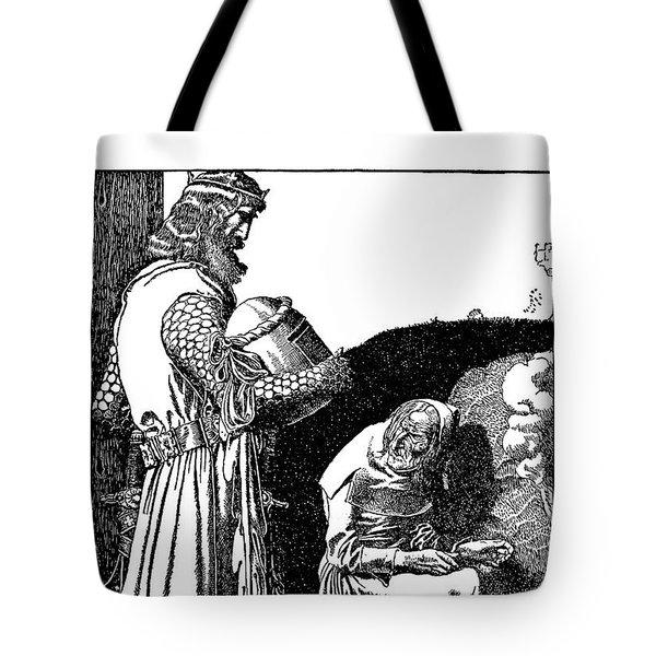 Pyle King Arthur Tote Bag