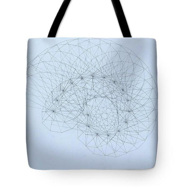 Quantum Nautilus Tote Bag