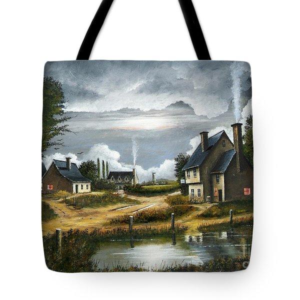Quiet Life Tote Bag