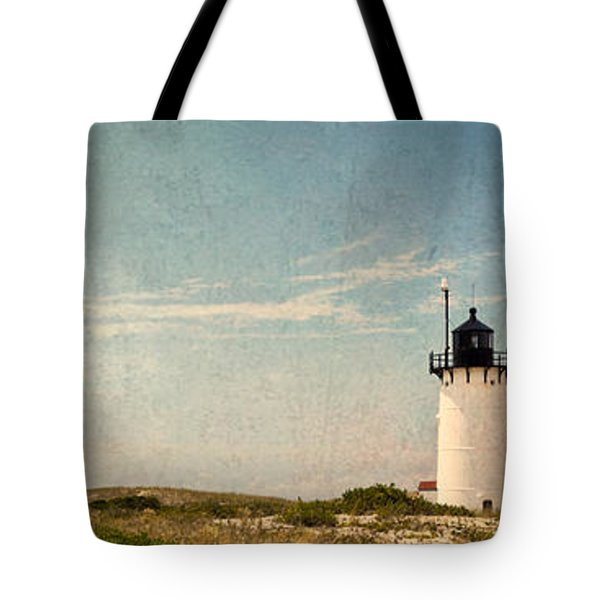 Race Point Light Tote Bag