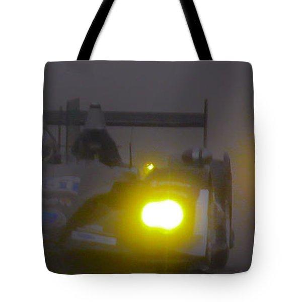 Rain Racers Tote Bag