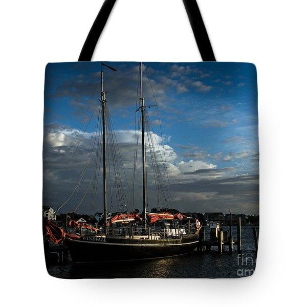 Ready To Sail Tote Bag