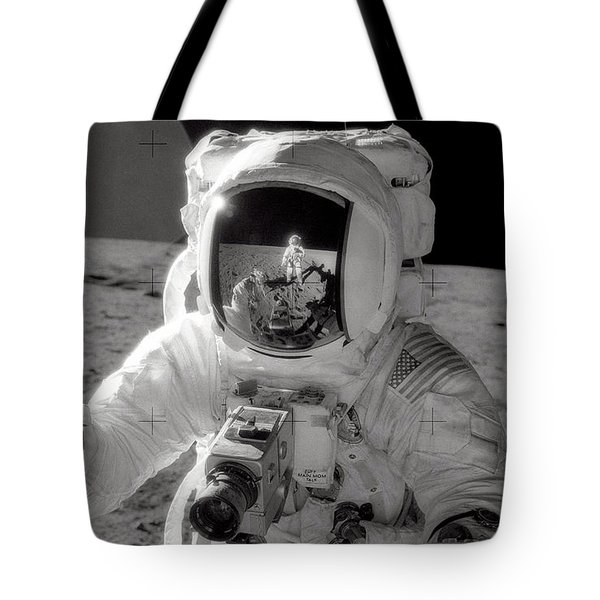 Reflecting Tote Bag by Jon Neidert
