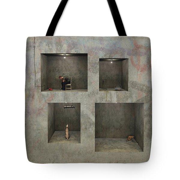 Regarding Desire Tote Bag