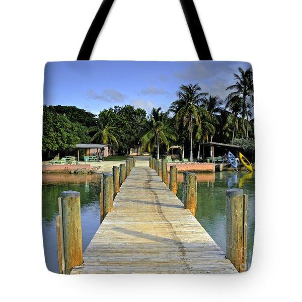 Resort Tote Bag by Bruce Bain