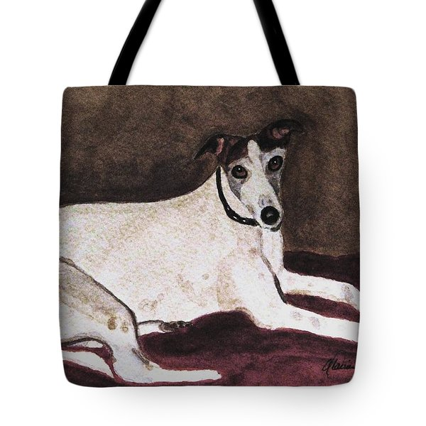 Resting Gracefully Tote Bag