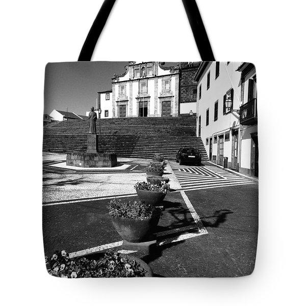 Ribeira Grande Tote Bag by Gaspar Avila