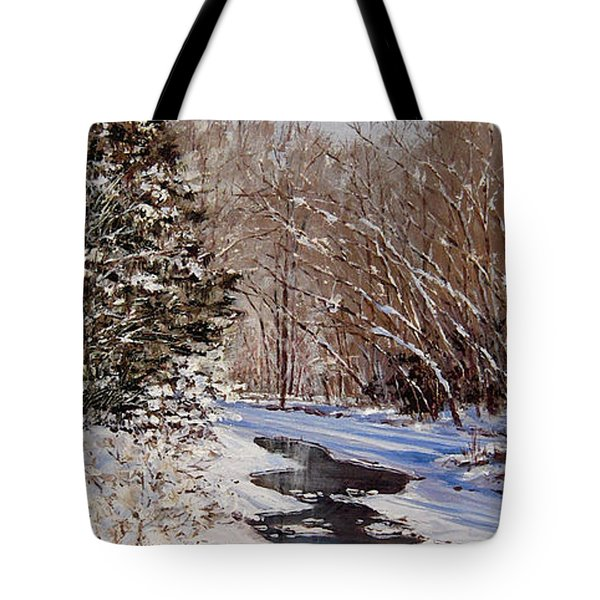 Riverbend Tote Bag