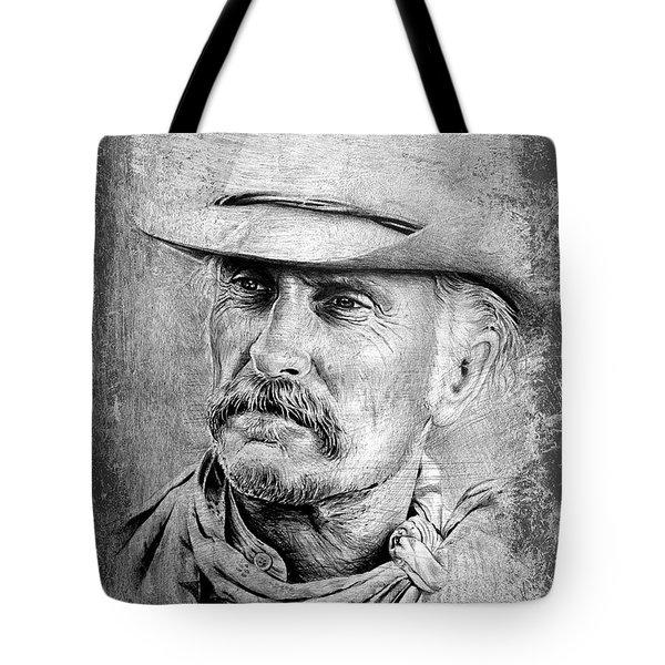 Robert Duvall Tote Bag