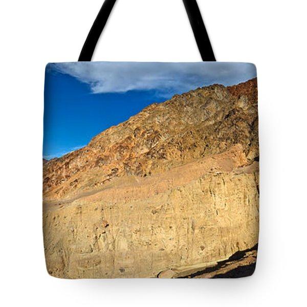 Rock Formation On A Landscape, Artists Tote Bag