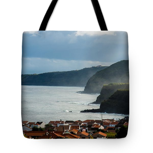 Rocks Of Strength Tote Bag