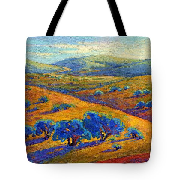 Rolling Hills 1 Tote Bag