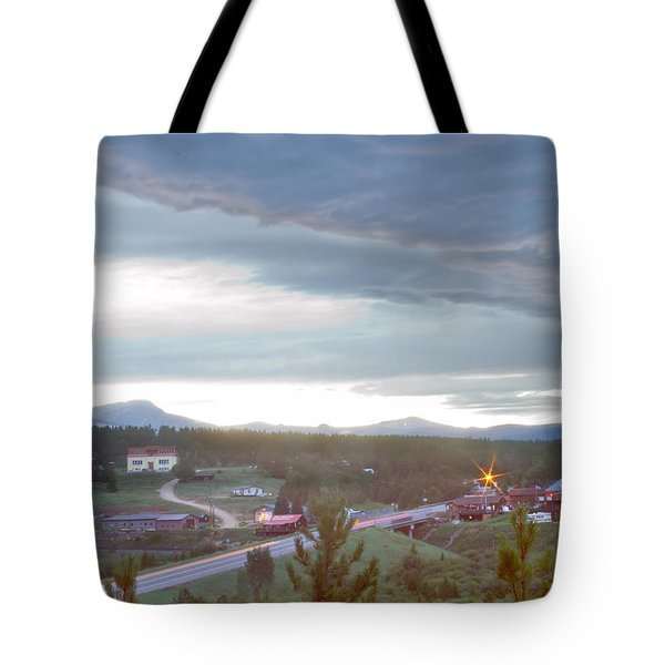 Rollinsville Colorado Tote Bag by James BO  Insogna