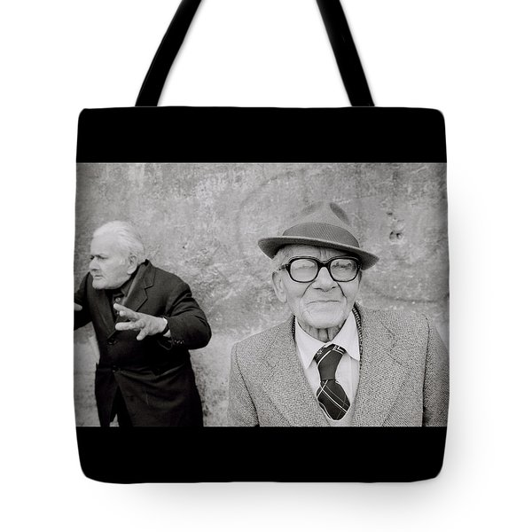 Style Of Italy Tote Bag by Shaun Higson