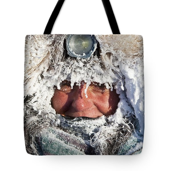 Rookie Michelle Phillips Is Frosted Up Tote Bag by Jeff Schultz